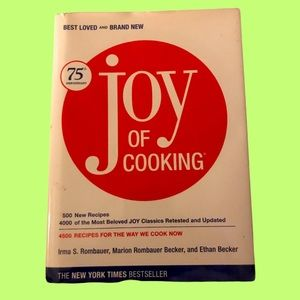 The Joy of Cooking 75 Anniversary New and Best